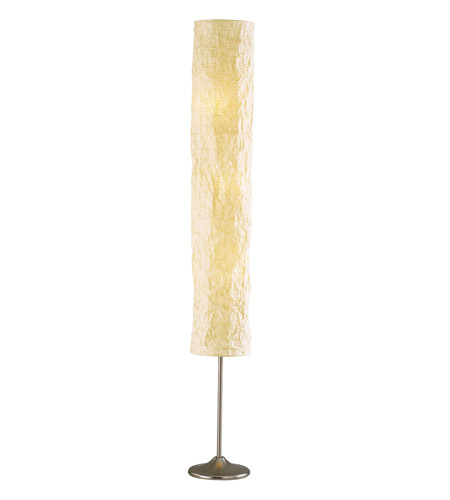 Adesso Zone 3 Light Floorchiere in Natural 8012-12 photo
