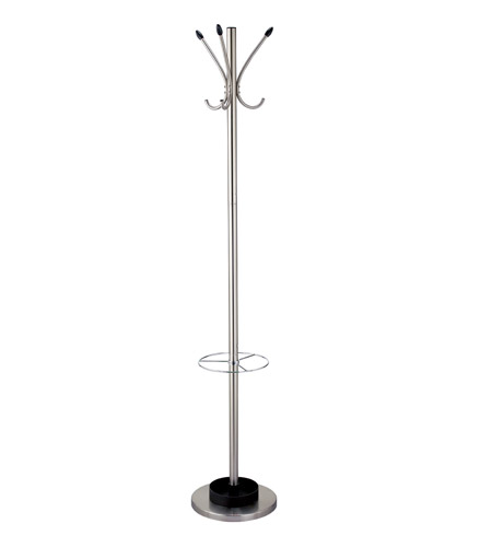 Adesso WK2058-22 Umbrella Steel Stand/Coat Rack photo
