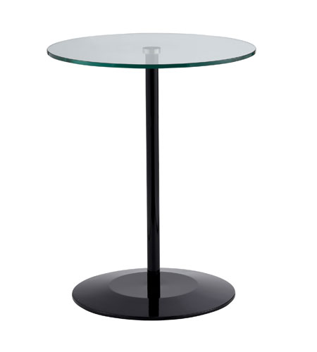Adesso Orbit Accent Table in Black WK2140-01 photo