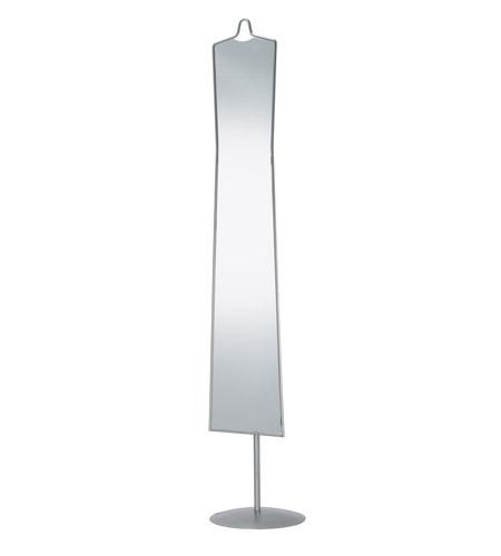 Adesso WK2424-22 Silhouette 69 X 11 inch Steel Floor Mirror