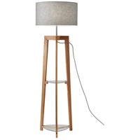 Adesso Natural Floor Lamps
