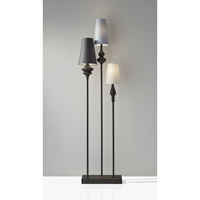 Adesso Jasmine 1 Light Floor Lamp 3019-26