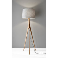 Adesso 3208-12 Eden 59 inch 150 watt Floor Lamp Portable Light