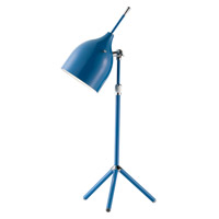 Adesso Snapshot Desk Lamp in Blue 3280-07
