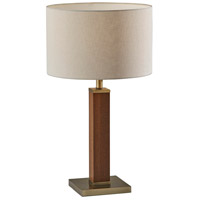Wood MDF Table Lamps