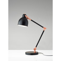 Adesso Holbrook 1 Light Desk Lamp 3628-01