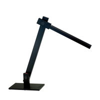 Reach 20 inch 7.2 watt Black Led Desk Lamp Portable Light
