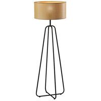 Adesso 4005-26 Colton 58 inch 100 watt Antique Bronze Floor Lamp Portable Light