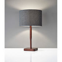 Adesso 4092-15 Ellis 60 watt Table Lamp Portable Light