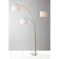Adesso Bowery 1 Light Arc Lamp 4250-21