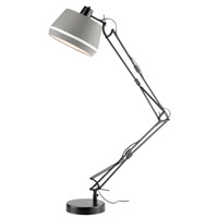 Adesso Grant Floor Lamp in Black 5142-01
