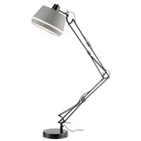 Adesso Grant Floor Lamp in Black 5142-01