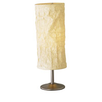 Adesso Zone 1 Light Table Lamp in Natural 8011-12