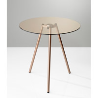 Adesso WK2081-20 Gibson Accent Table Home Decor photo thumbnail