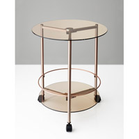 Adesso WK2082-20 Gibson End Table