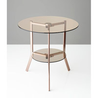 Adesso WK2083-20 Gibson End Table