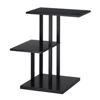 Adesso Hyde Occasional Table in Black WK2322-01