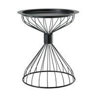 Adesso Bistro Accent Table in Black WK2446-01
