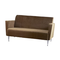 Adesso Memphis Sofa in Olive Brown WK4225-33