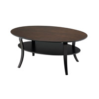 Adesso Montreal Coffee Table in Walnut WK4612-15