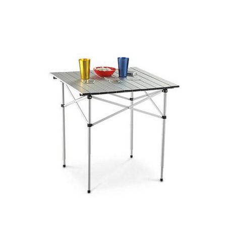 Aspen Brands Ta2727ga Table In A Bag 27 X Inch Silver Tall Portable