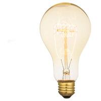 Aspen Brands A75-23 Edison Filament Amber Incandescent Oversized Bulb