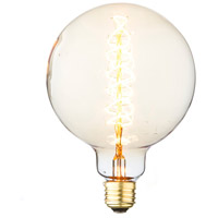 Edison Antique Vintage E26 40 watt Bulb, Edison Filament
