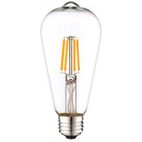 Aspen Brands LED644W All-purpose Clear LED Replacement Bulb Commercial