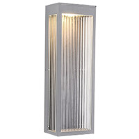 Avenue Lighting AV9902-SLV Avenue Outdoor LED 6 inch Silver Wall Sconce Wall Light