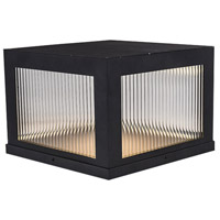 Avenue Lighting AV9905-BLK Avenue Outdoor LED 14 inch Black Pillar Mount