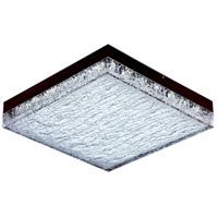 Avenue Lighting HF9218-BLK Cermack LED 18 inch Black Flush Mount Ceiling Light