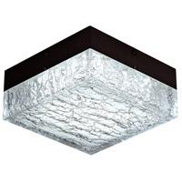 Avenue Lighting HF9208-BLK Cermack LED 8 inch Black Flush Mount Ceiling Light