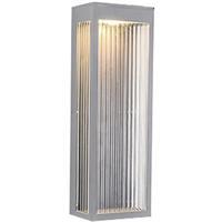 Avenue Lighting AV9902-SLV Avenue Outdoor LED 6 inch Silver Wall Sconce Wall Light