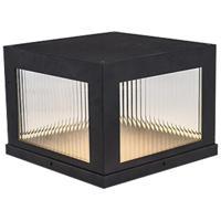Avenue Lighting AV9904-BLK Avenue Outdoor LED 12 inch Black Pillar Mount