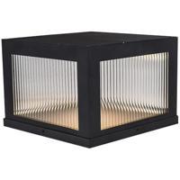Avenue Lighting AV9905-BLK Avenue Outdoor LED 14 inch Black Pillar Mount