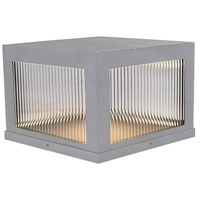 Avenue Lighting AV9905-SLV Avenue Outdoor LED 14 inch Silver Pillar Mount