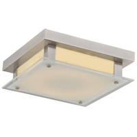 Cermack St LED 10 inch Brushed Nickel Flush Mount Ceiling Light