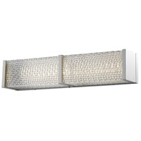 Cermack St LED 24 inch Brushed Nickel Wall Sconce Wall Light