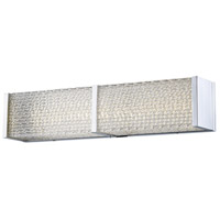 Cermack St LED 24 inch Polished Chrome Wall Sconce Wall Light