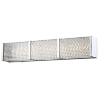 Cermack St LED 32 inch Polished Chrome Wall Sconce Wall Light
