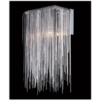 Fountain Ave 1 Light 8 inch Chrome Chain Wall Sconce Wall Light