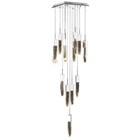 Aspen LED 20 inch Chrome Pendant Ceiling Light