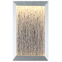 Avenue Lighting HF6006-BA Brentwood LED 7 inch Brushed Aluminum Wall Light