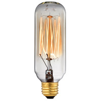 Glass Marsala Light Bulbs