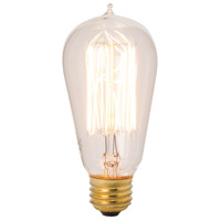 Bowery + Grove 50291-C Alula Medium 40 watt Bulb - Lighting Accessory Edison Style