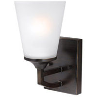 Bowery + Grove 54768-BSSE Garwood 1 Light 5 inch Burnt Sienna Wall Sconce Wall Light