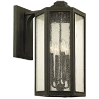 Bowery + Grove 55189-VBCS Bulverde 4 Light 20 inch Vintage Bronze Outdoor Wall Sconce