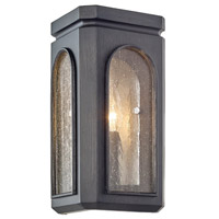 Bowery + Grove 55247-GSI Geyser Ave 1 Light 7 inch Graphite Wall Sconce Wall Light