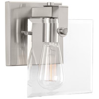 Bowery + Grove 53289-BNCI Guthrie 1 Light 7 inch Brushed Nickel Bath Vanity Wall Light Design Series