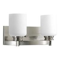 Bowery + Grove 51805-BNEO Graford 2 Light 13 inch Brushed Nickel Bath Vanity Wall Light